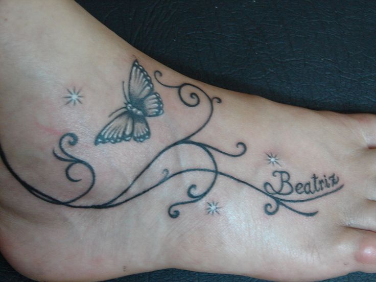 The prime attraction in any butterfly tattoo is the four wings of the butterfly, so heavy patterns on the wings paint a real picture. Description from slodive.com. I searched for this on bing.com/images