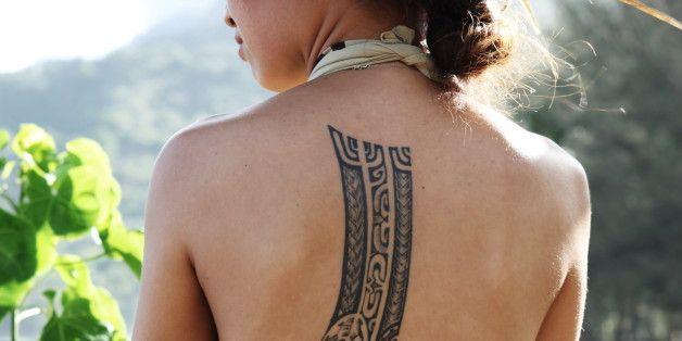 아름다운 문신을 하고 얼굴 옆으로 꽃을 두른 사람들이 사는 곳, 타히티에 가다(화보)