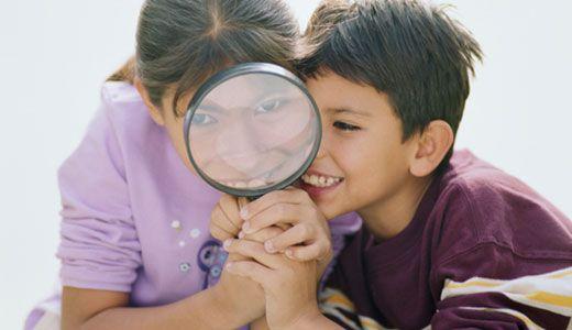 Fall Kindergeburtstag: Spannend wird`s mit aufregenden Detektivspielen