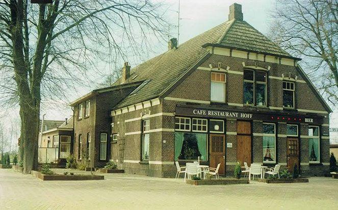 cafe restaurant hoff klazienaveen