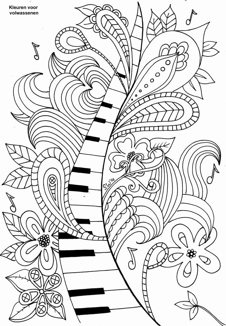 Best Coloring Books For Adults New 17 Best Images About Coloring Pages On Pinterest Music Coloring Coloring Pages Music Coloring Sheets