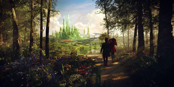 Le Monde fantastique d'Oz – Sam Raimi - 2013
