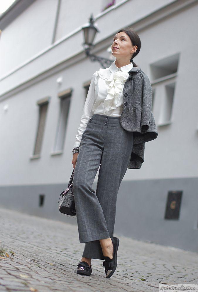 Jego Wysokosc Zabot Minimalissmo Blog Modowy Fashion Style Normcore