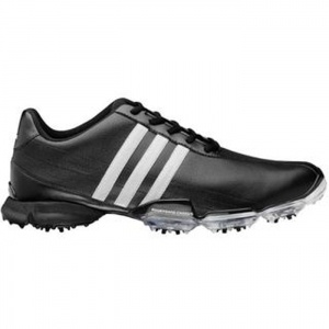 SALE - Mens Adidas Powerband Golf Cleats Black - BUY Now ONLY $74.99