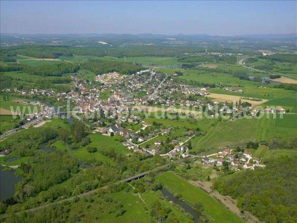 Bourogne, Territoire de Belfort, Franche-Comte, France | ... autre vue bourogne…
