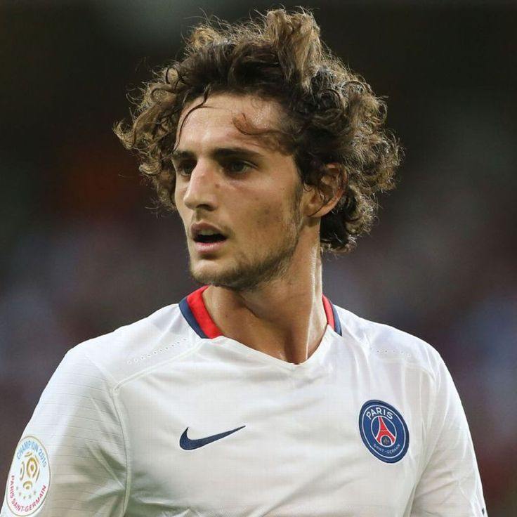 PSG's Adrien Rabiot: I want to play in the Premier League one day