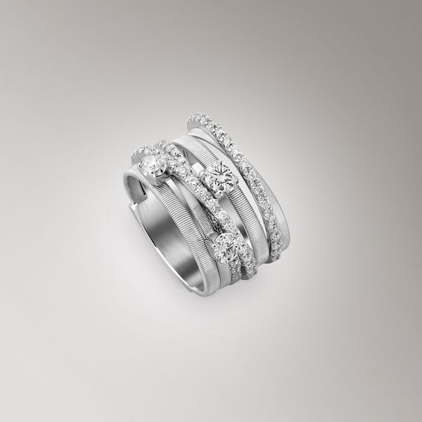 MARCO BICEGO - Rings - White gold - diamonds -  AG316-B B6
