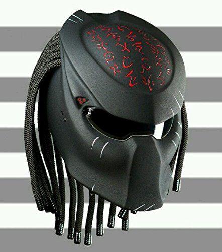 Alien Predator Helmet Motorcycle DOT Approved - Tri Laser... https://www.amazon.com/dp/B077SQ58X3/ref=cm_sw_r_pi_dp_x_8cQhAbC71QRJG