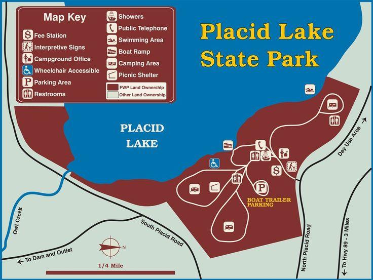 Placid Lake State Park, Seeley Lake, MT
