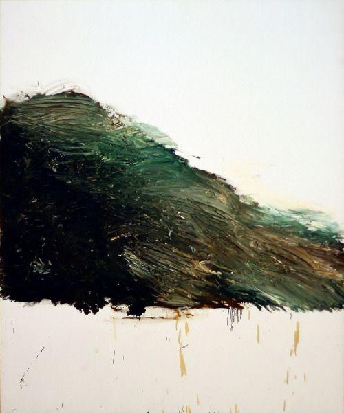 agildedpavlova:  Cy Twombly - Goethe in Italy, 1978
