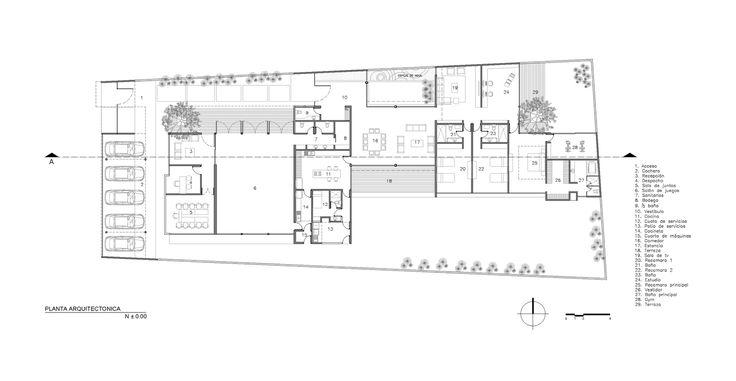 Gallery of TCH House / Arkylab - 19