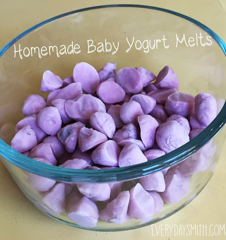Nora really likes those freeze dried yogurt melts but my goodness it's almost $3 for a bag that is only one ounce! Plus, one of the main ingredients is sugar and while I love sugar and eat it…