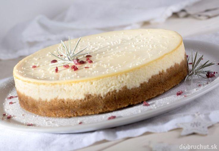 Vianočný cheesecake