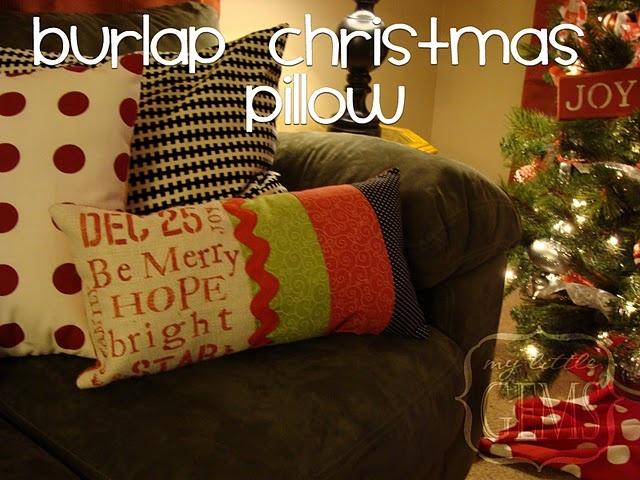 Pillow & 15 best pillows images on Pinterest | Pillow ideas Burlap pillows ... pillowsntoast.com