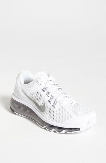 nike running shoes white air max. nike \u0027air max 2013\u0027 running shoe (women) available at #nordstrom shoes white air 7
