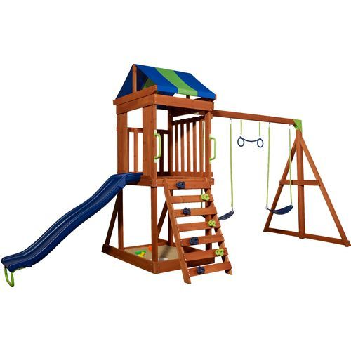 Denver Wooden Swing Set Random Stuff Pinterest Wooden Playset