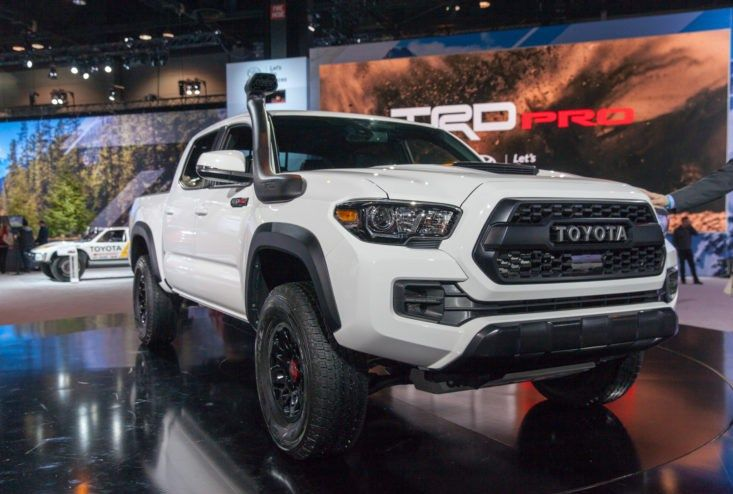 2021 Toyota 4Runner Redesign, TRD Pro, Limited, And Price >> 2020 Toyota Tacoma Trd Pro Official Preview Luxury Cars Toyota