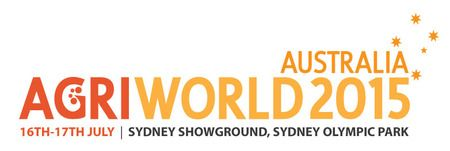 Agriworld Australia 2015 at Sydney Showground, Sydney Olympic Park(1 Showground Road, Sydney, 2127, Australia) on 16-17 July, 2015 at 9:00 pm-4:00 pm. Agriworld Australia 2015 will bring the agrifood industry together from farm to fork and provide networking, business opportunities, information sharing and education. Category: Conferences | Engineering & Technology | Agriculture. Facebook: http://atnd.it/20588-1. Price: Free.