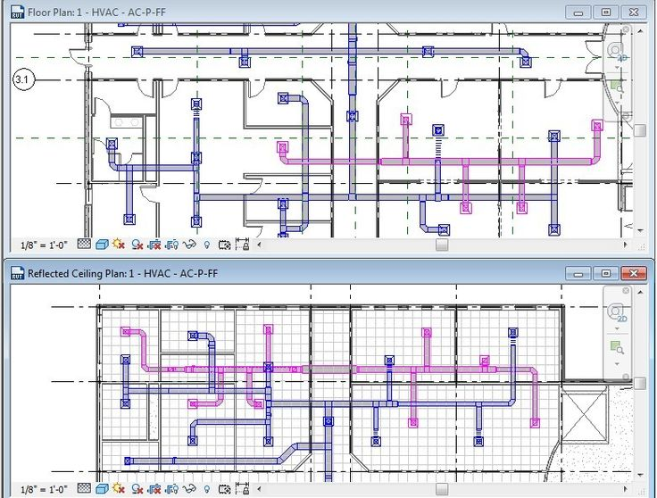 8 best mep bim project images on pinterest building for Blueprints and plans for hvac pdf