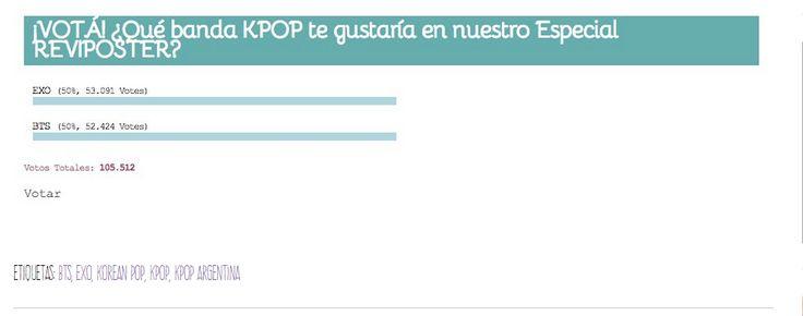 Keymee: BTS EN TU REVISTA - Argentina -