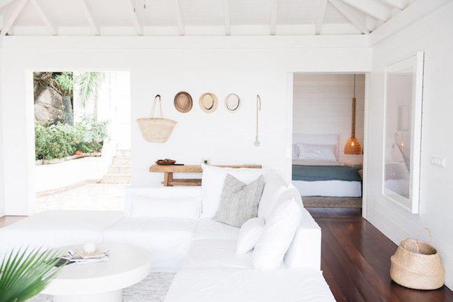 House Envy: St. Barts Beach House   lark & linen