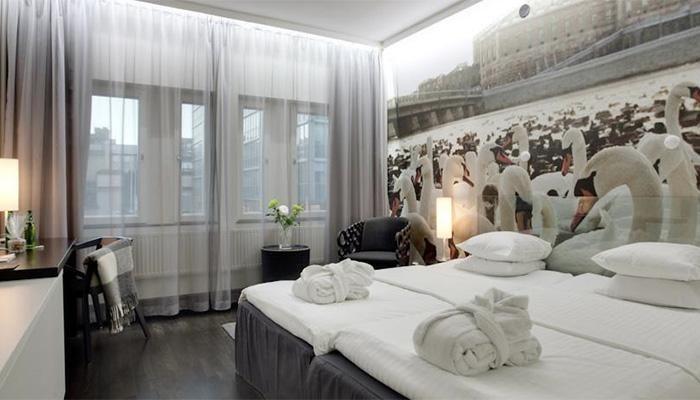 Nordic C Hotel **** http://www.myboutiquehotel.com/en/boutique-hotels-stockholm/nordic-sea-hotel.html