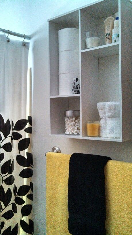 35 Best Black And Yellow Bathrooms Images On Pinterest