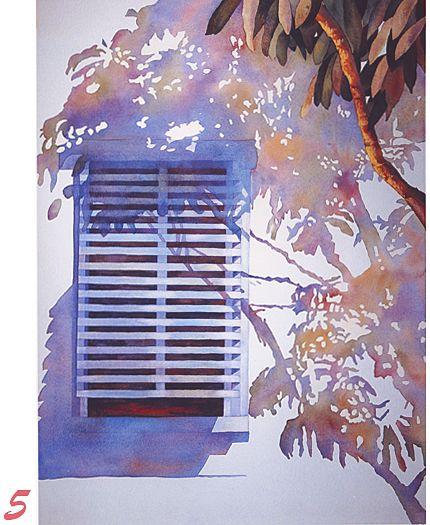 MIGHTY ART DEMOS-Anne Abgott Watercolor Tutorial