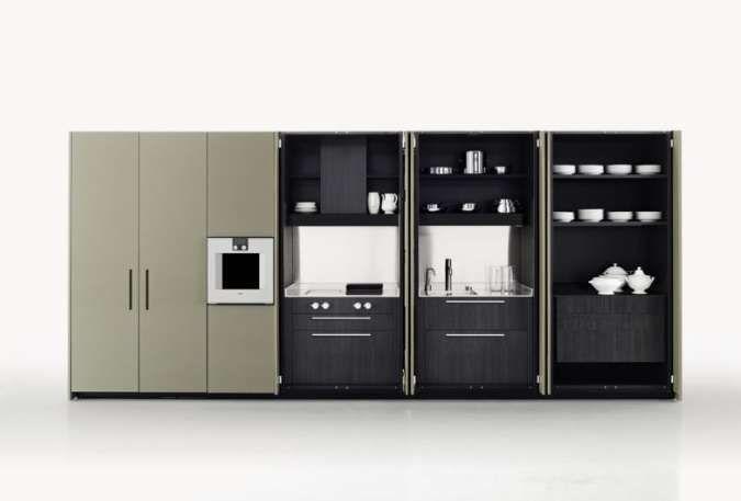 cucina-bicolor-hide-boffi.jpg 675×457 pixel | Cucina | Pinterest ...