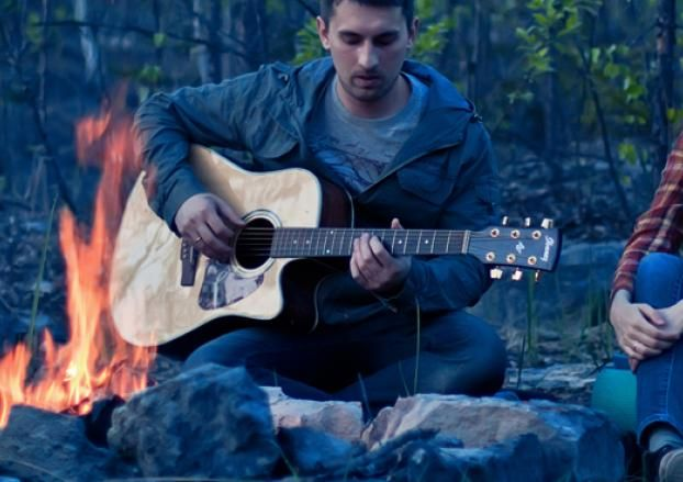 Ten Easy Acoustic Guitar Campfire Sing-Along Songs