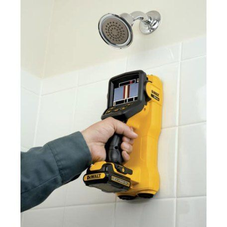 High-tech is becoming commonplace in tools and this DEWALT hand-held radar scanner, puts the power of radar in your hands.