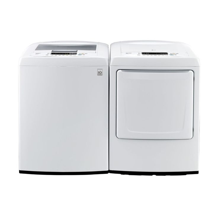 Shop LG Appliances  WT1150CW-DLE1101W Washer and Dryer Set at Lowe's Canada. Find our selection of laundry pairs at the lowest price guaranteed with price match + 10% off.