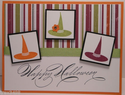 Perfect EBay Card Kit Set  SU Products. (Halloween: Pin#1: Halloween CandyHalloween  WitchesHalloween StuffHappy ...