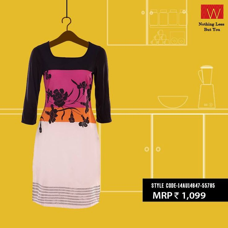 Adorable #colors are the season's choice and it just can't get better than this! Perfect for a #classy get together!  Visit the nearest #Wstore and explore our #NewCollection.