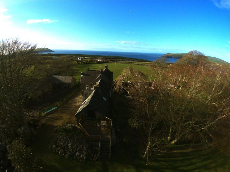 Wales Pembrokeshire Holiday Rental | Wales Pembrokeshire Holiday Rental. This is a fabulous location for a rural wedding but within reach of the sea.