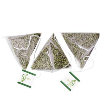 Pure Green    Caffè verde naturale in filtri piramidali. 100% Arabica, macinato grosso, non tostato.  Il #caffè davvero eccezionale prodotto a base di chicchi dell'Arabica Peruviano, proveniente dalle coltivazioni ecologiche, dove non vengono utilizzati concimi chimici e i chicchi vengono raccolti manualmente.  La confezione comprende 20 filtri.   Dalle proprietà antiossidanti.  #FMGroup #FMGroupItalia #aurile #coffee
