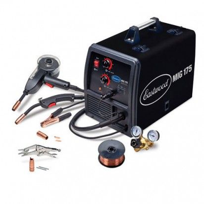 MIG175 and Spot Weld Kit    Only $559.99
