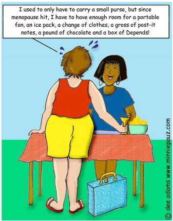 Image detail for -Menopause, Menopause Humor, Menopause Symptoms, Minnie Pauz (for the ...