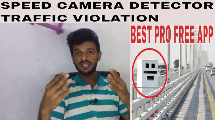 DriveSmart Pro Speed Camera saher Detector & speedometer camcorder[ poli...