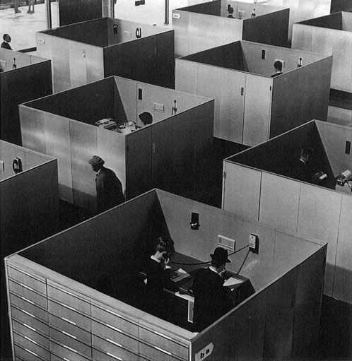 Playtime (film) by Jacques Tati