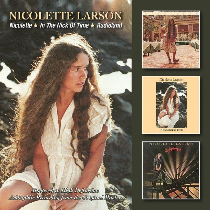 17 Best Images About Nicolette Larson On Pinterest