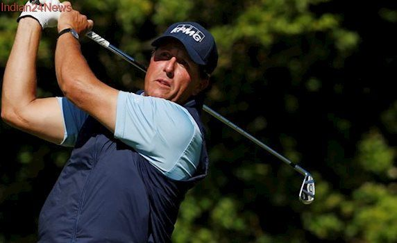At least I missed cut with flair, jokes Phil Mickelson