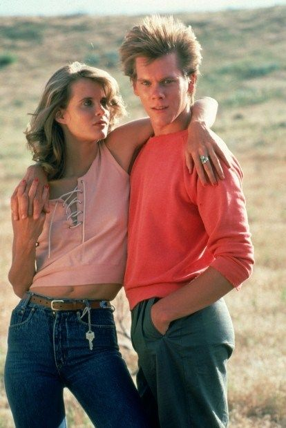 80s Footloose Fashion And Hair Costume Design