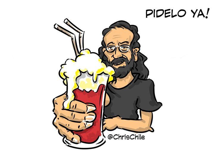 """""""Marcelo Lagos"""" - Búsqueda de Twitter"""