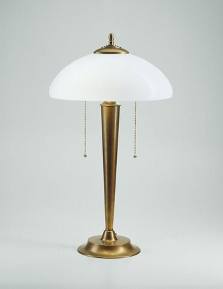 Настольный светильник BERLINER MESSINGLAMPEN GmbH  V16B+98op