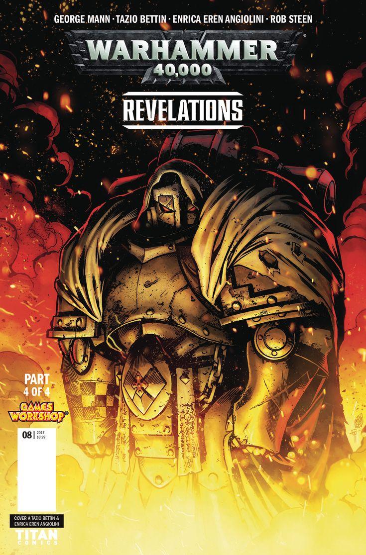 WARHAMMER 40000 REVELATIONS #4