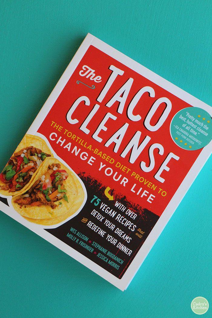 Mighty migas recipe + Taco Cleanse cookbook giveaway | cadryskitchen.com #vegan