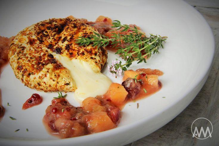 V kuchyni vždy otevřeno ...: Rebarborová omáčka ke grilovanému hermelínu nebo m...