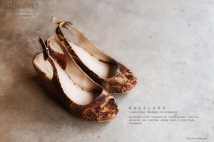 MAGELANG Wedges by PRibuMI...