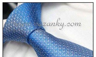 Vázání kravaty: návod #kravata #móda #oblek